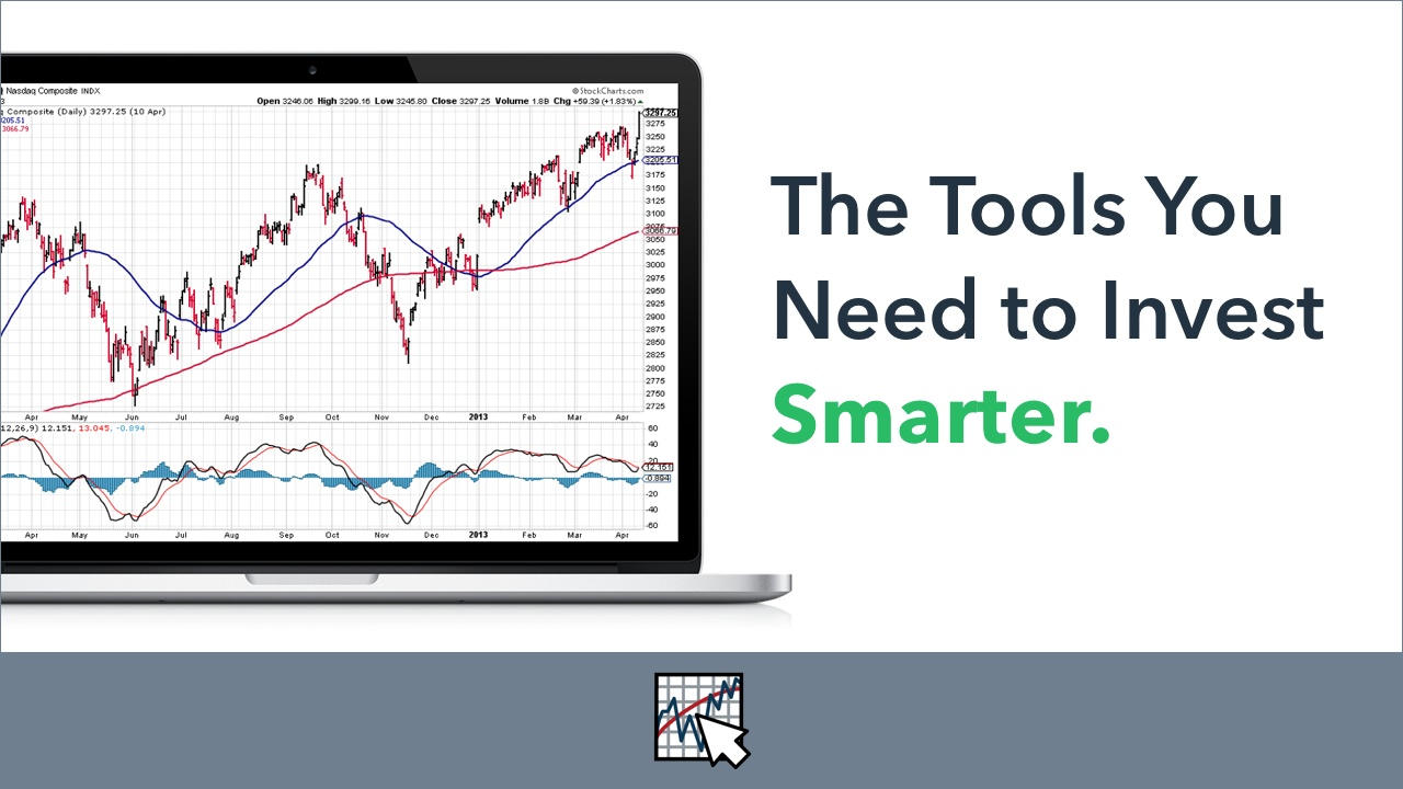 stockcharts com simply the web s best financial charts