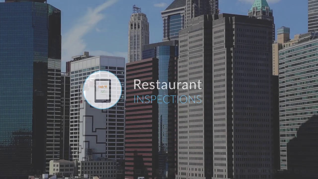restaurant inspection software