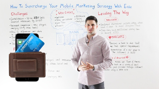 Wistia video thumbnail - Episode 12 | Mobile Banking Strategy