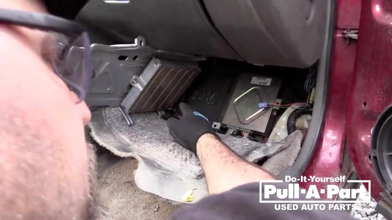 how to remove a honda computer honda accord 1997 2002