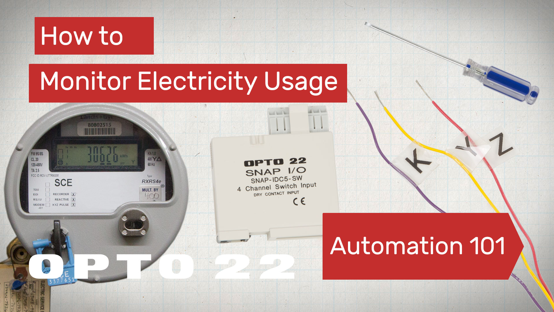 monitor electricity automation 101 video rh info opto22 com