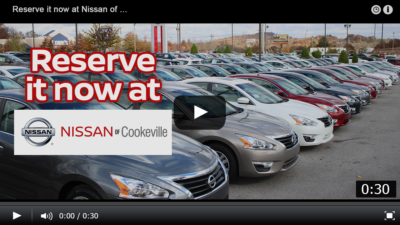 Nissan of Cookeville | New & Used Car Dealer Near Knoxville