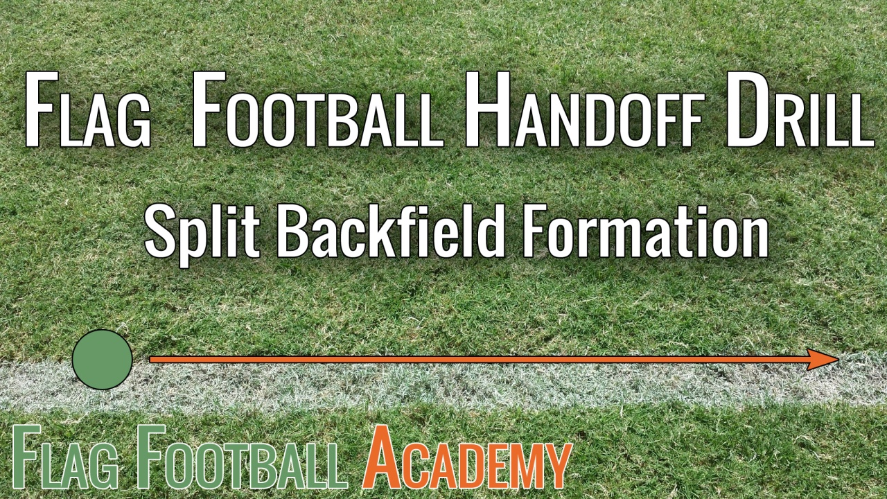 youth flag football practice plan template