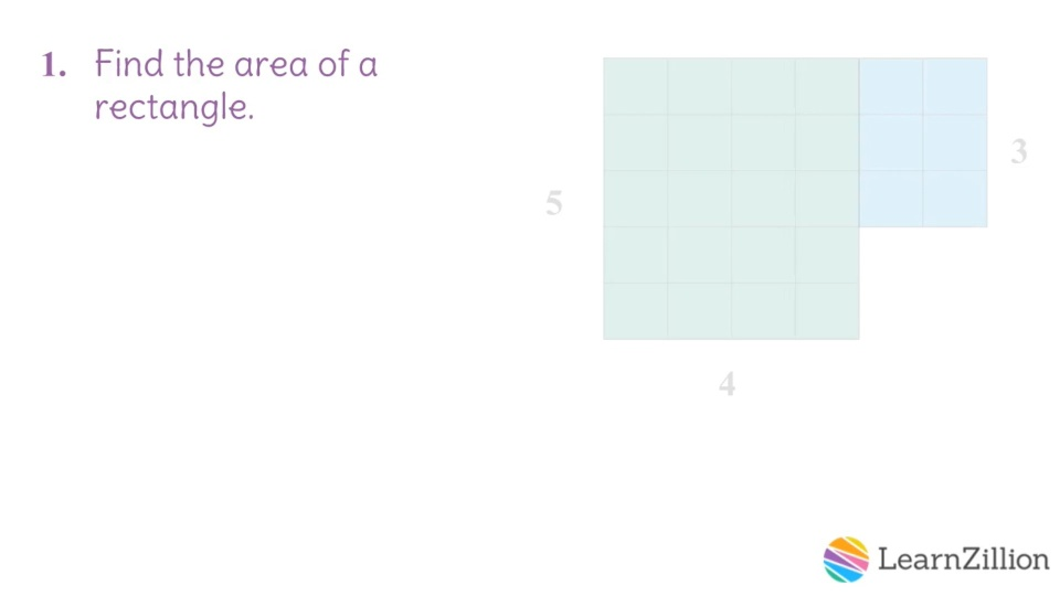 14 Finding The Area Of An Irregular Figure Fp Learnzillion