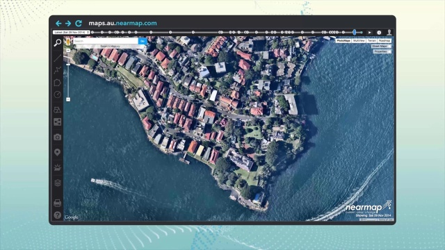 Wistia video thumbnail - nearmap MapBrowser overview
