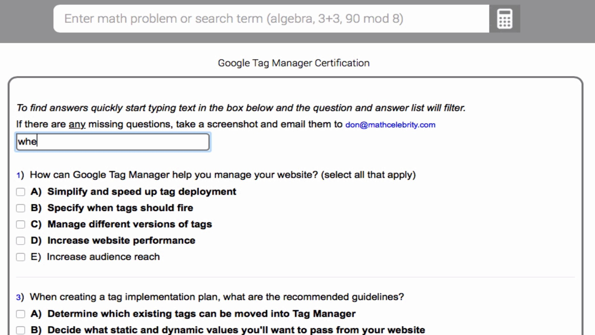Where Can You Find Your Container Code In Tag Manager Select All Tha