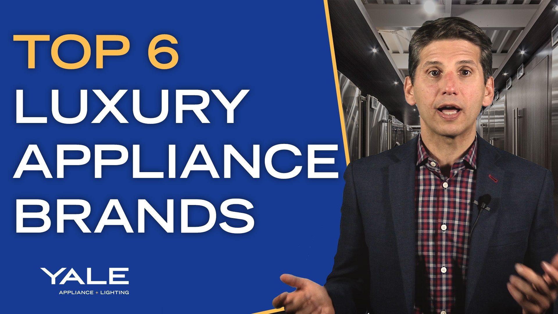 Wistia video thumbnail - Best Luxury Appliance Brands [Reviews / Ratings / Prices]