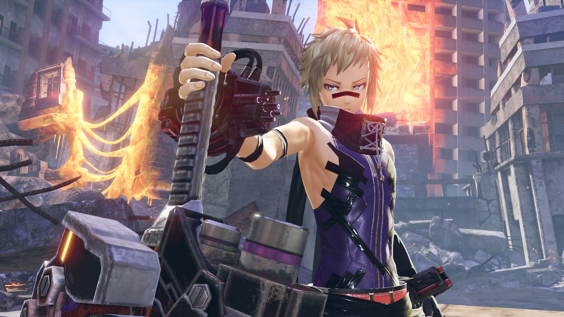 God Eater 3 Trainer by cheathappens com