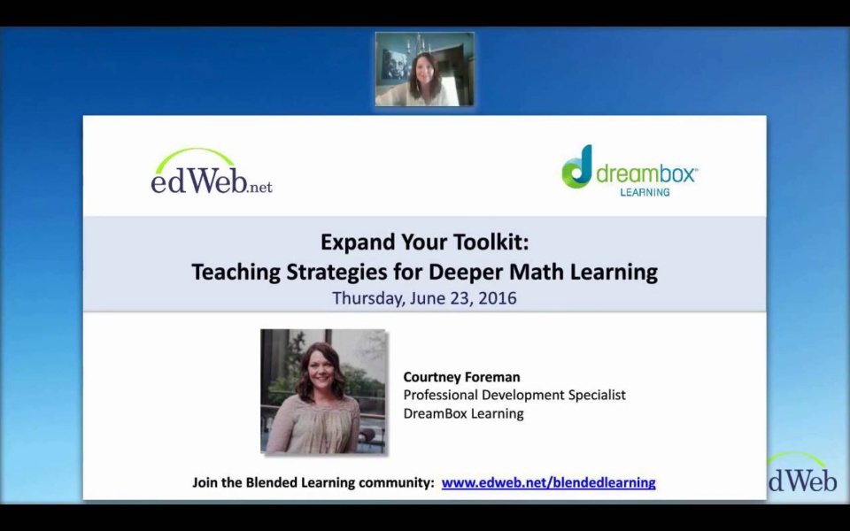 Expand Your Toolkit Teaching Strategies For Deeper Math Learning