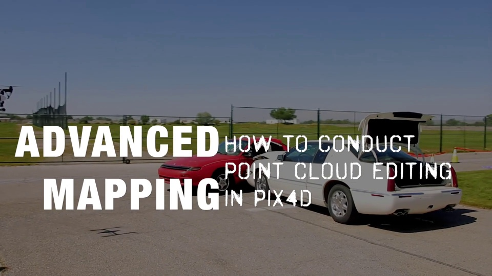 Advanced Mapping Resources - How to Conduct Point Cloud Editing in