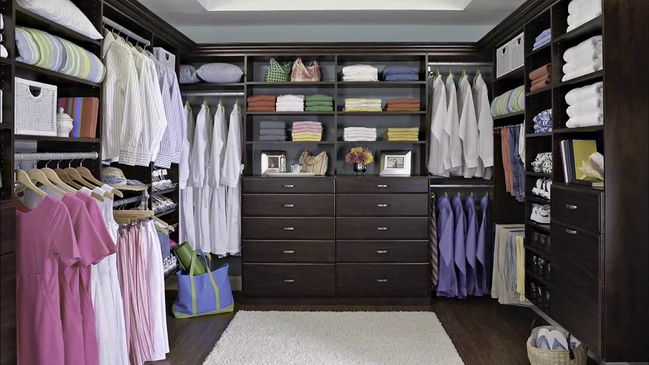 Video How To Upgrade A Walk In Closet