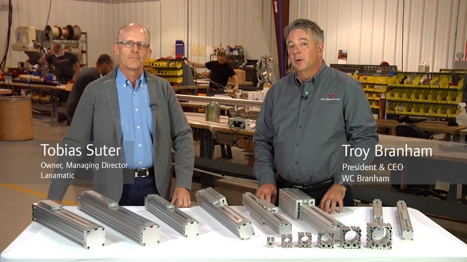 Wistia video thumbnail - An Overview of Our DURATRK Rodless Cylinder Line
