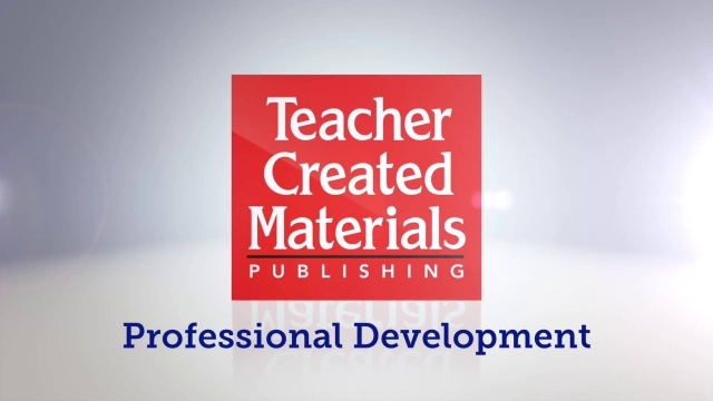 Professional Development Resources From Teacher Created Materials ...