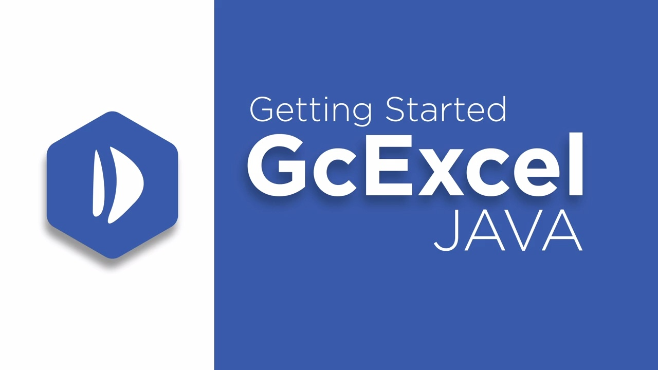 Introducing GrapeCity Documents for Excel, Java Edition