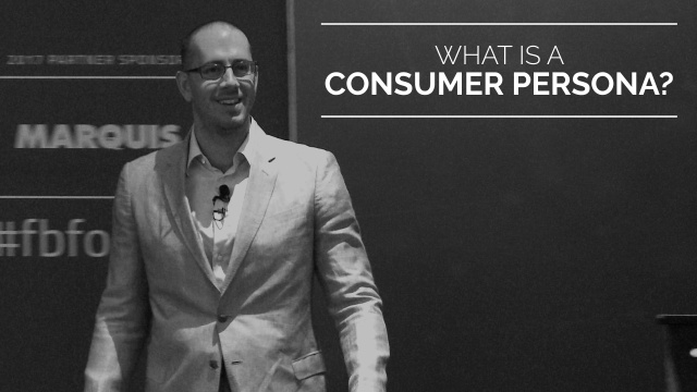 Wistia video thumbnail - What is a Consumer Persona?