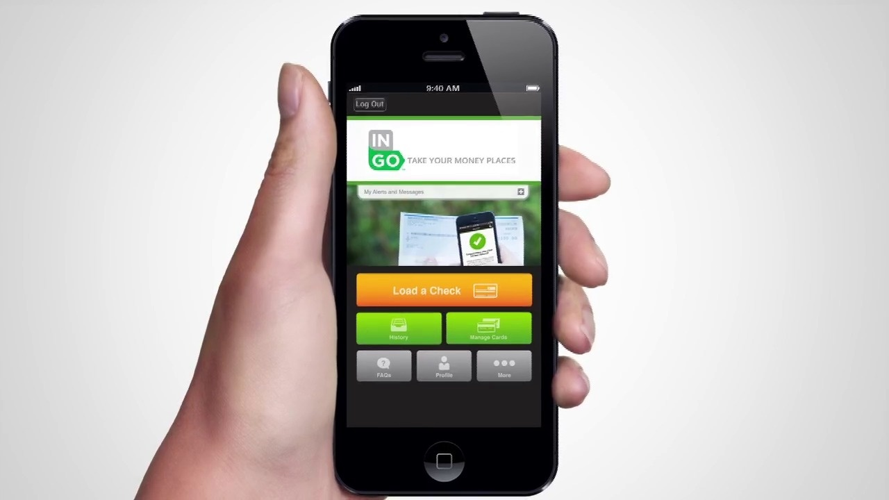 AccountNow Mobile Check Deposit - About the Ingo Money app
