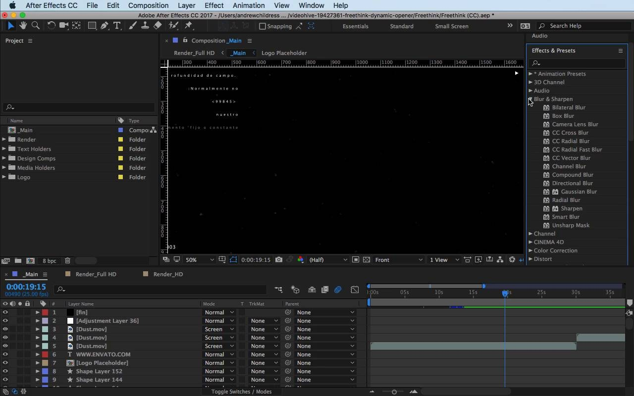 Learn Adobe After Effects With FX Tutor