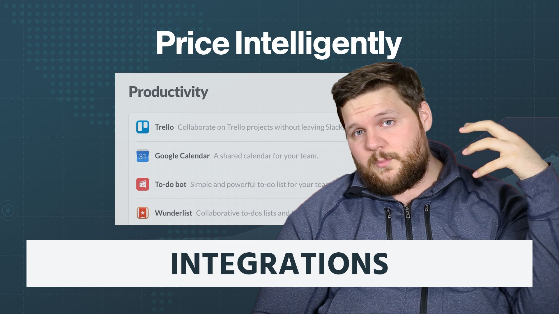 Wistia video thumbnail - Integrations