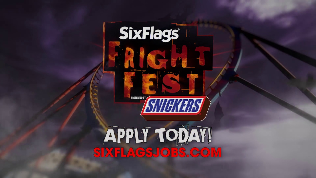 Jobs Landing Page 2019 | Six Flags America