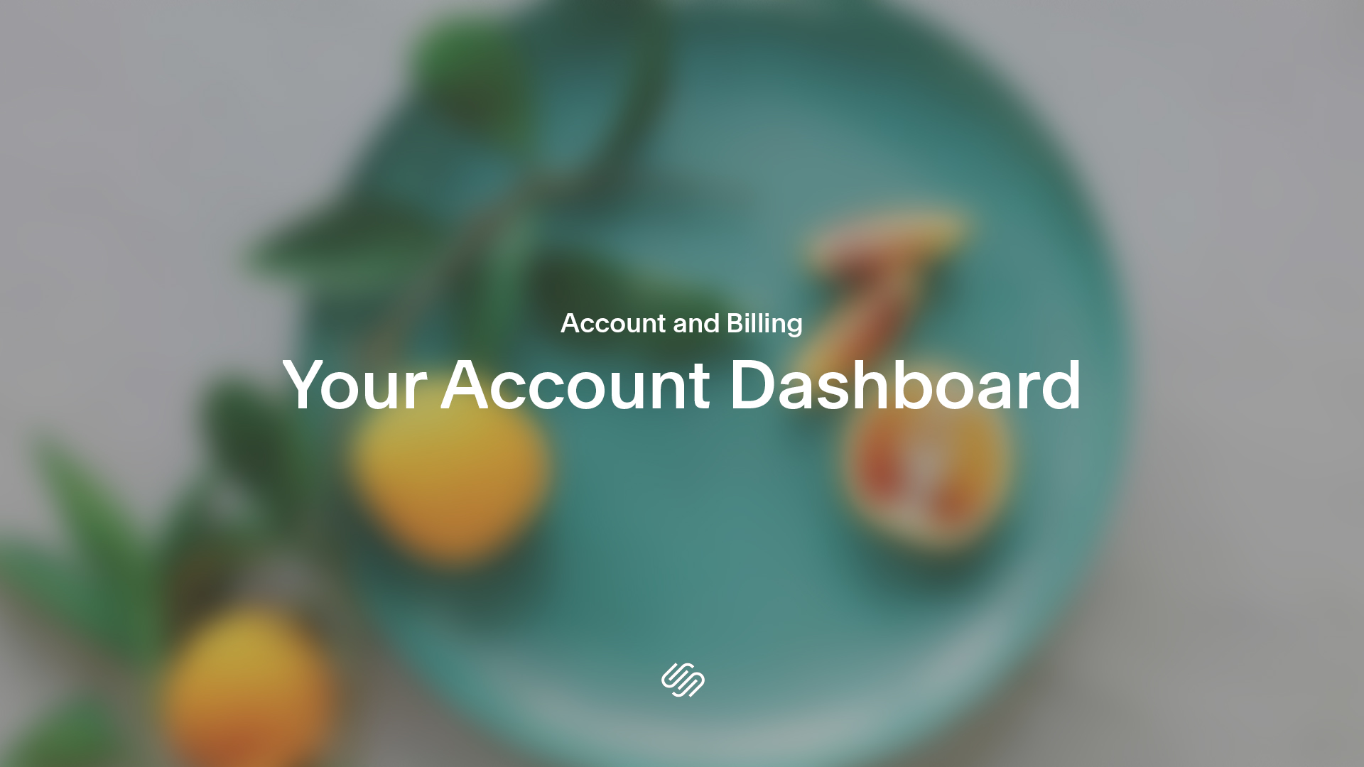 Video: You can manage your sites from the Squarespace account dashboard
