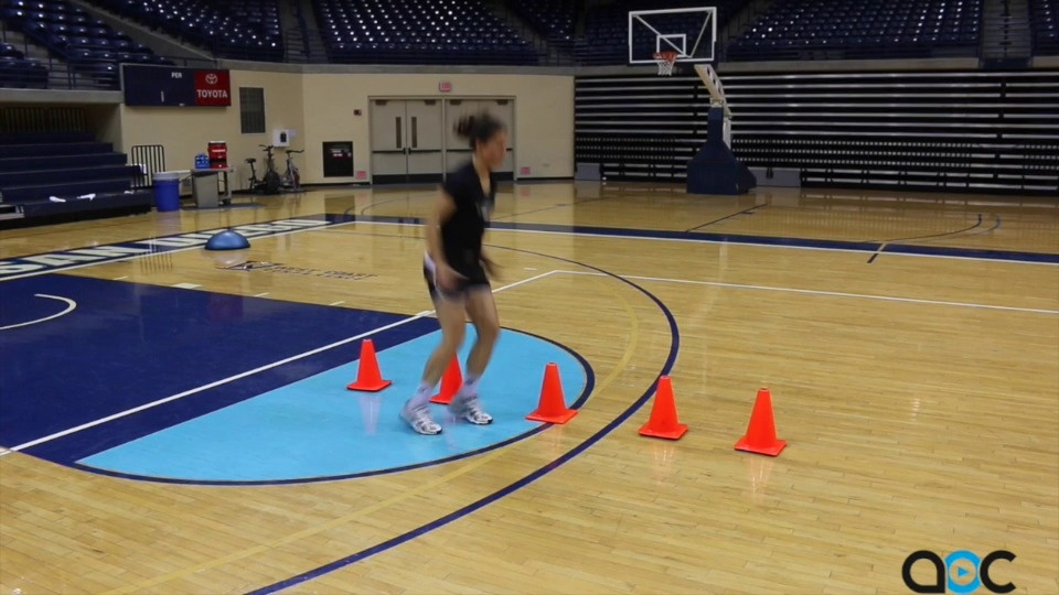 Agility exercises for volleyball players | The Art of