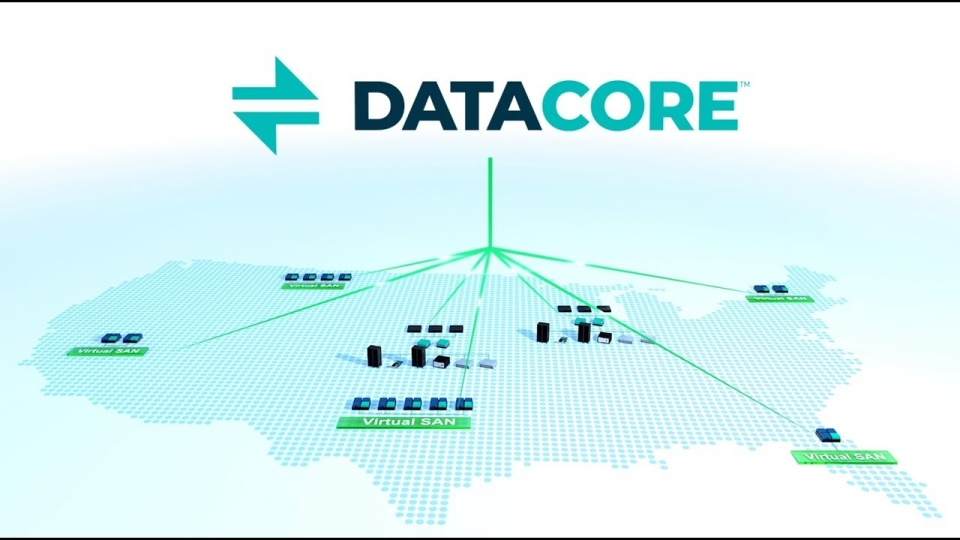Software Defined Storage Solution Datacore Sansymphony