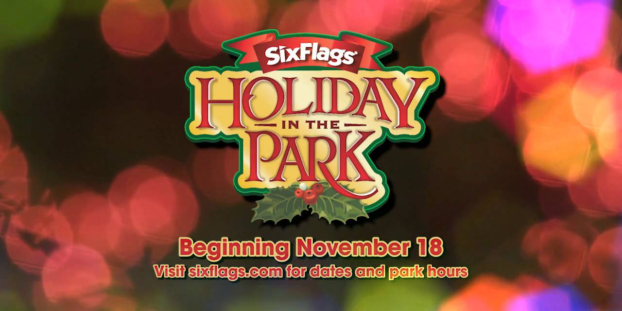 Holiday In The Park At Six Flags Fiesta Texas - 6 christmas attractions you can visit year round