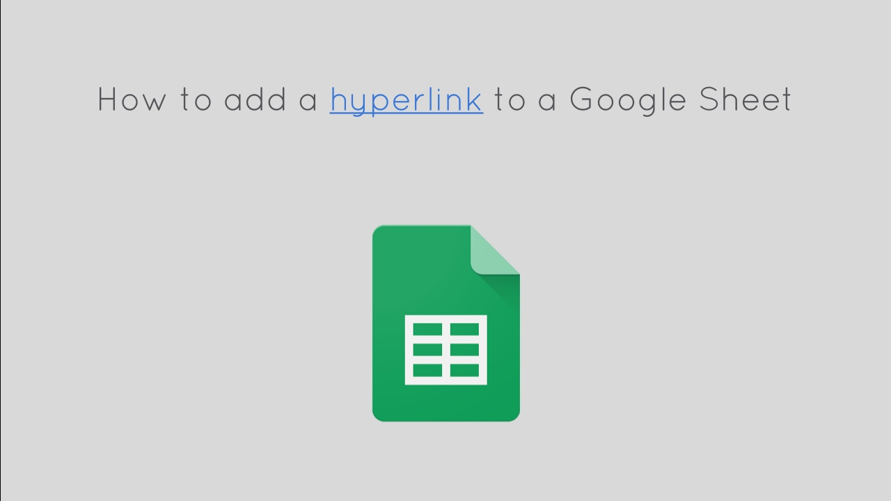 How To Add A Hyperlink To A Google Sheet Bettercloud Monitor
