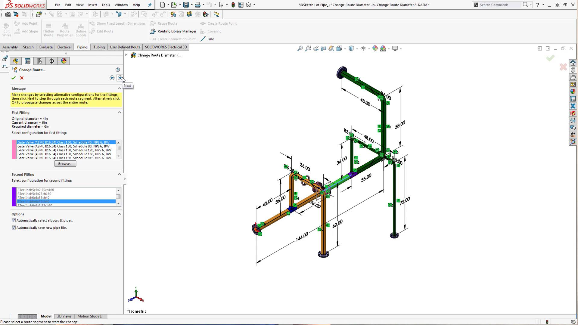 solidworks routing piping and tubing trimech  piping diagram solidworks #25