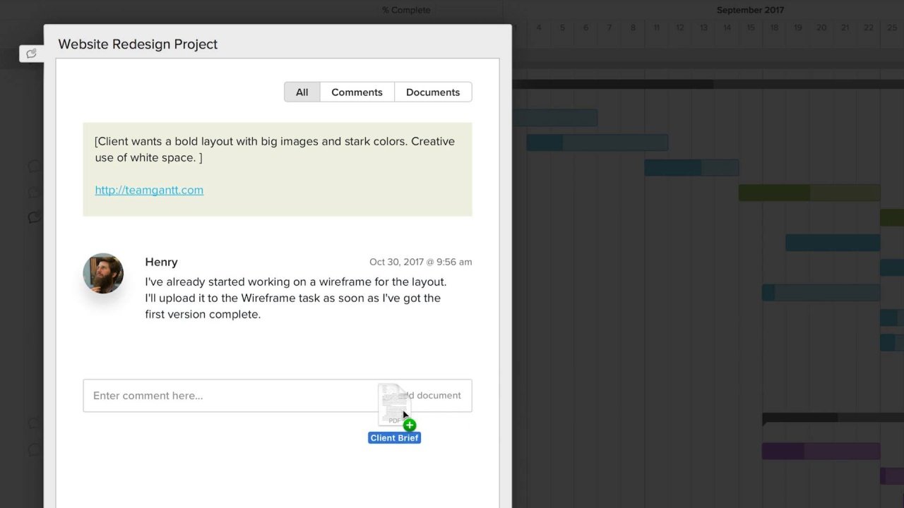 Wistia video thumbnail - Documents and Comments