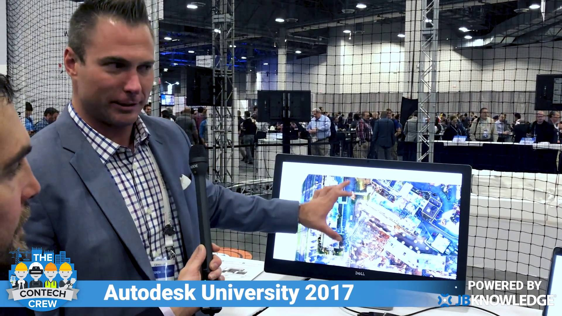 Wistia video thumbnail - AU 2017: Connected Workflows & The Future of Construction Drones