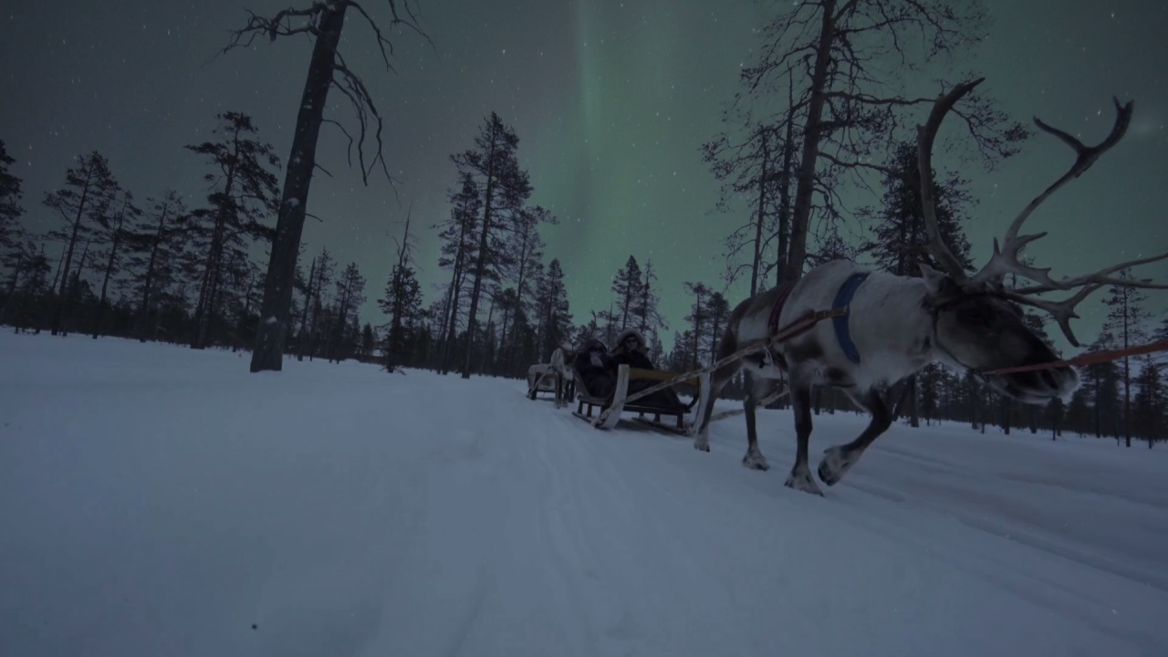 ad756936f82 The Northern Lights of Finland From £3