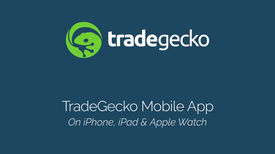 Wistia video thumbnail - TradeGecko Mobile App