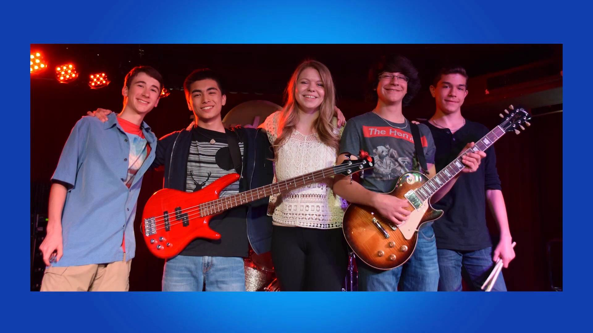 Understand this Instructors teen music classes