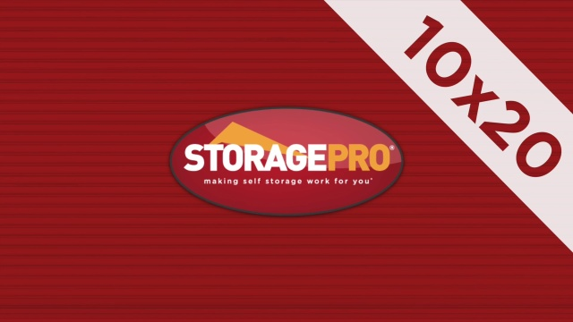 Wistia video thumbnail - 10x20 - StoragePro - Custom