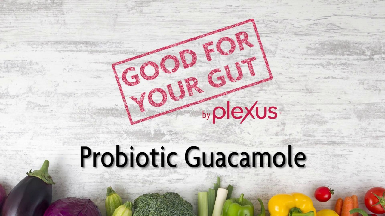Wistia video thumbnail - Probiotic Guacamole v4