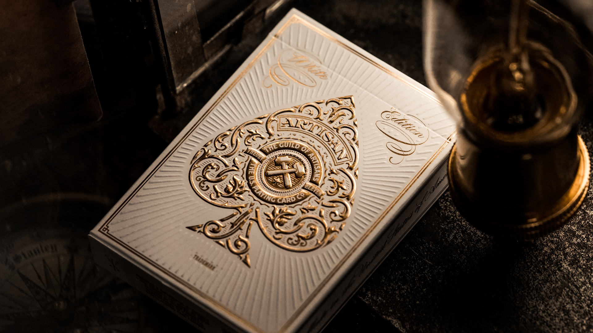 Carte Artisan Black Edition by Theory11