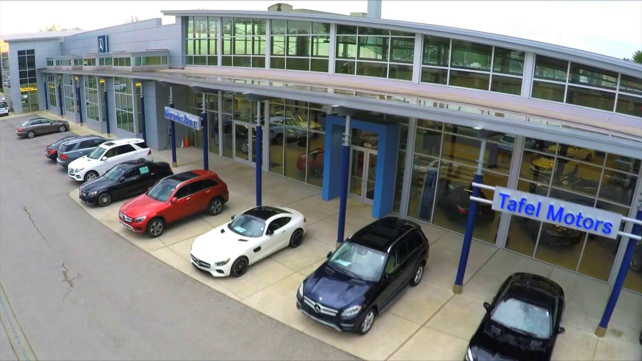 Tafel Motors: New Mercedes Benz And Used Car Dealer In Louisville, KY