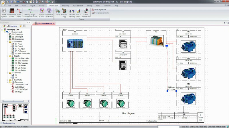 Free Electrical Schematic Drawing Software - mirbec.net
