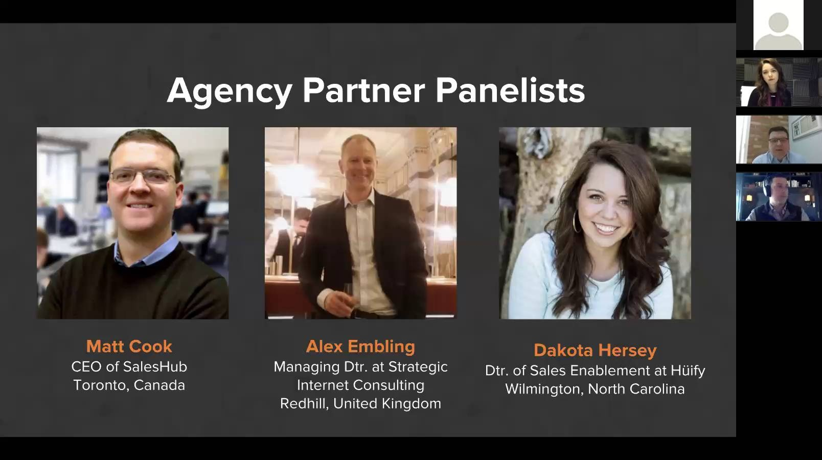 Wistia video thumbnail - [Hubspot Webinar] How To Offer Sales Enablement Services