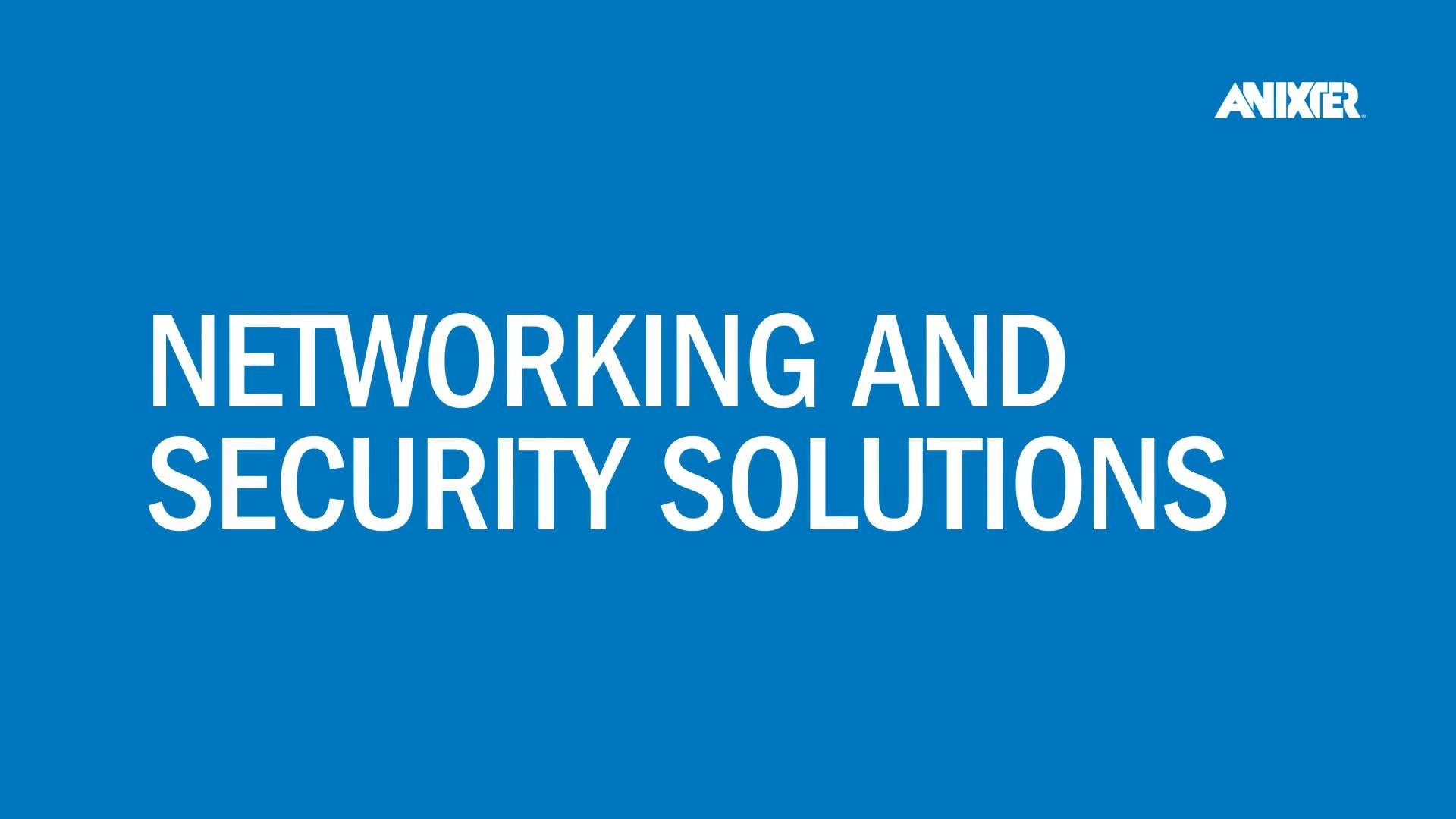 Network Infrastructure Enterprise Networks Structured Cabling Wiring Solutions