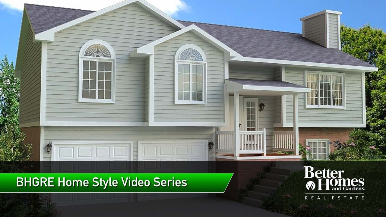 Raised Ranch Home Style Guide Video Preview