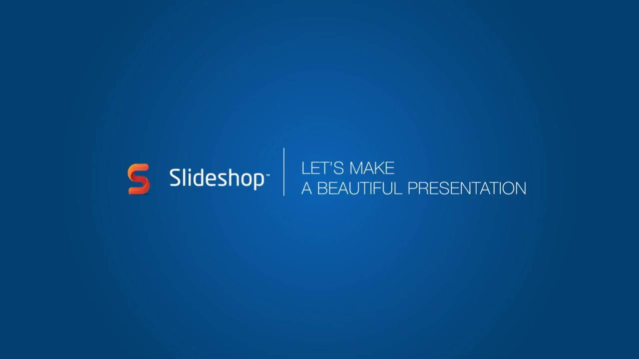 Slideshop Templates video