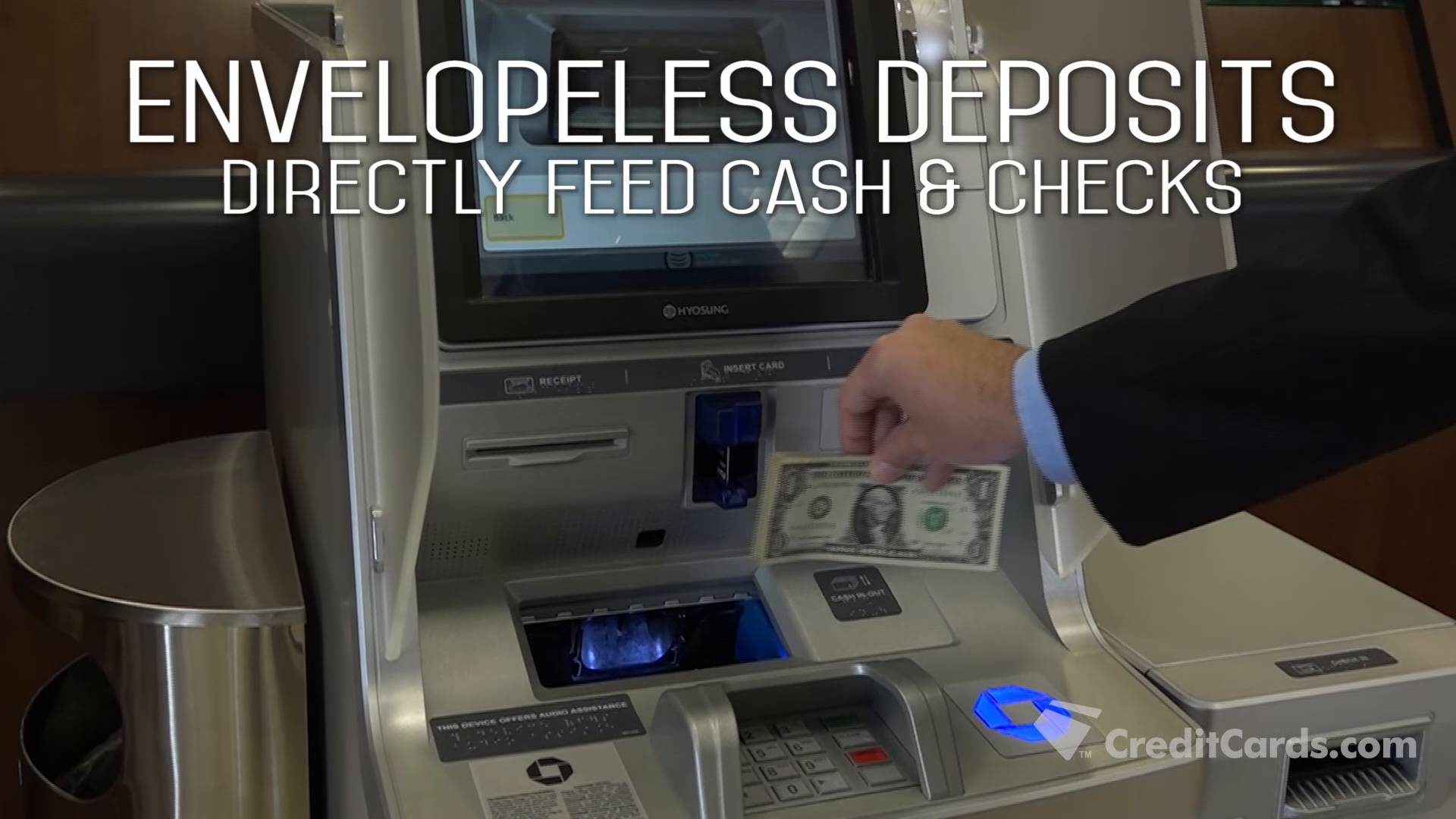 Enhanced ATMs and Apps