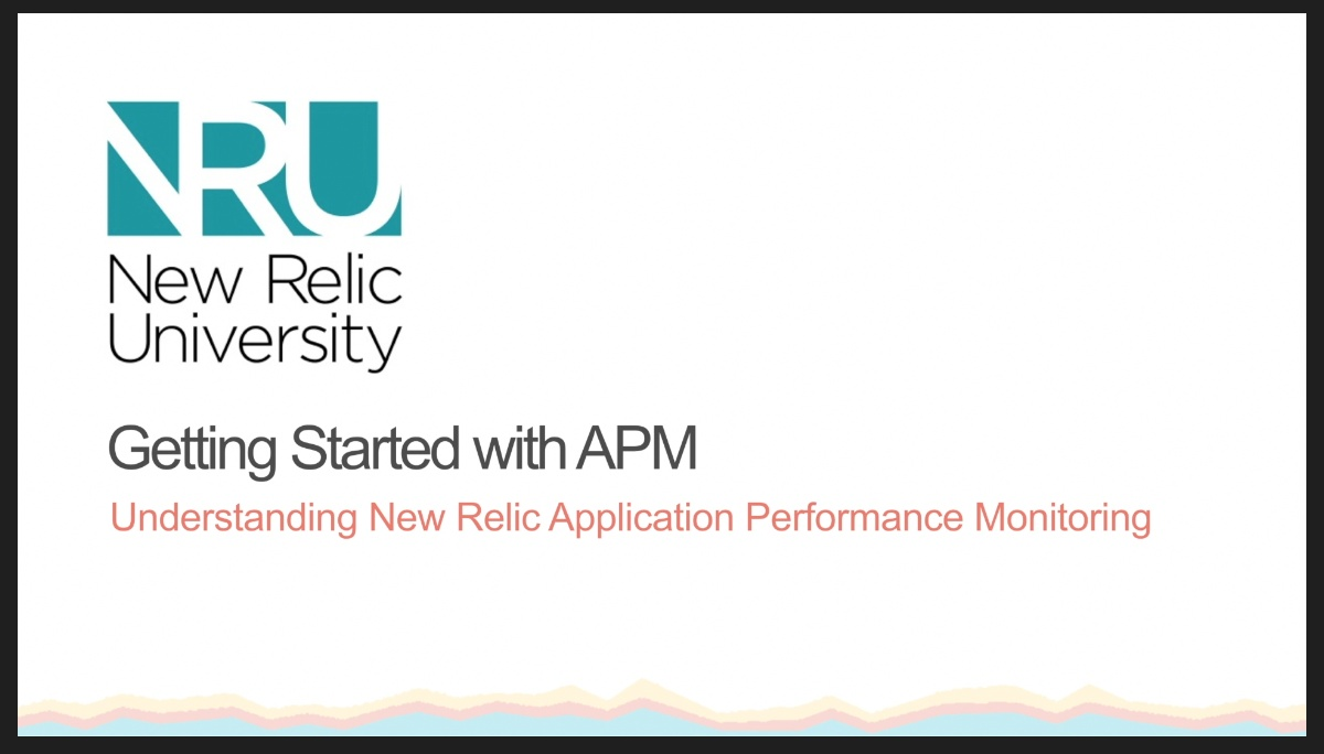 How application performance monitoring works new relic university yelopaper Image collections