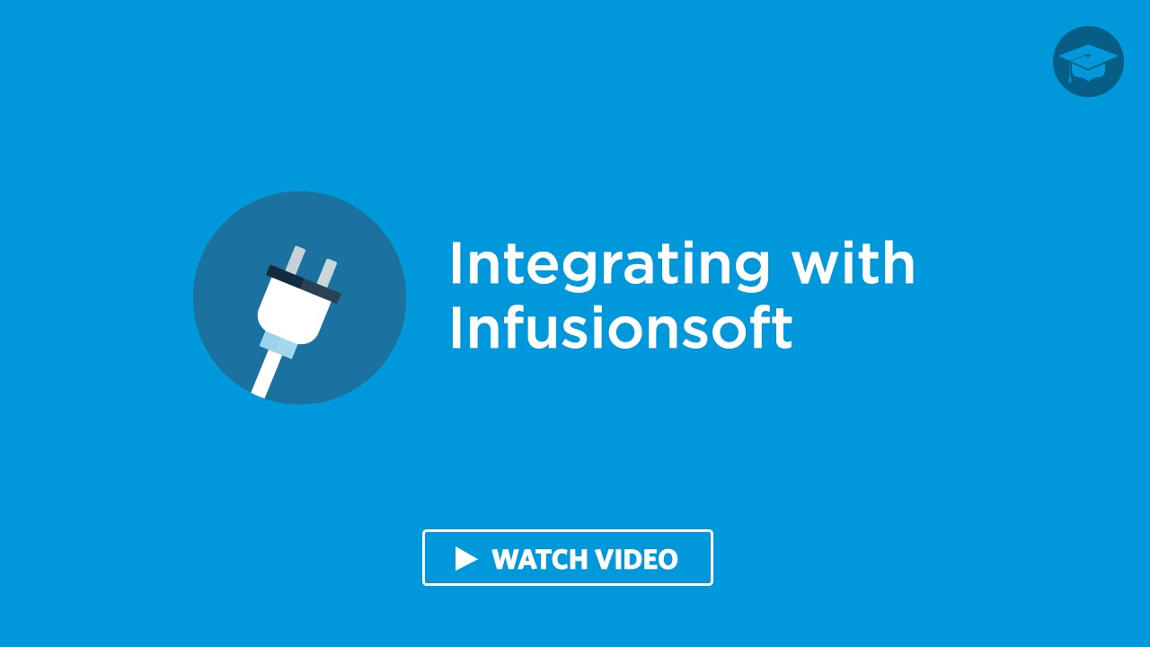 Integrating with Infusionsoft