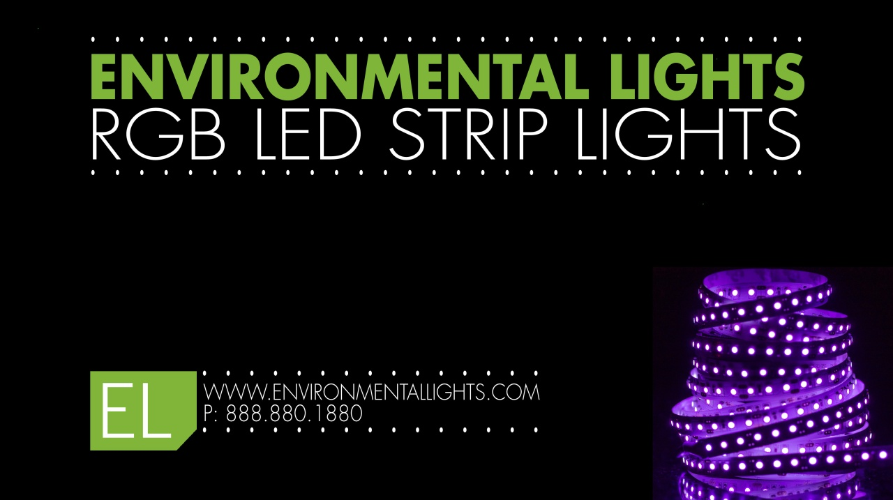 Color Leds Buy Rgb Multi Led Strip Light Environmentallights