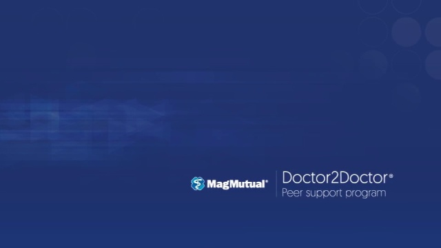 Wistia video thumbnail - Doctor2Doctor