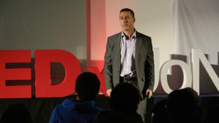TEDX Event Rob Brown