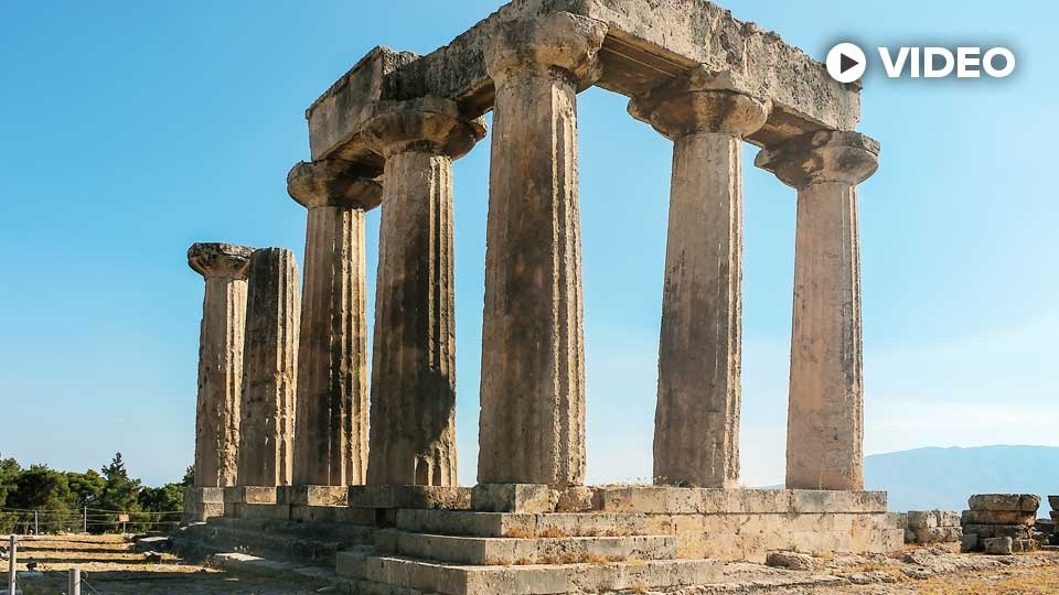 archaeology of ancient corinth
